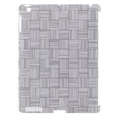 Flooring Household Pattern Apple iPad 3/4 Hardshell Case (Compatible with Smart Cover)