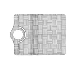 Flooring Household Pattern Kindle Fire Hd (2013) Flip 360 Case