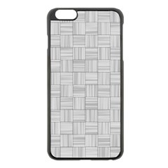 Flooring Household Pattern Apple Iphone 6 Plus/6s Plus Black Enamel Case