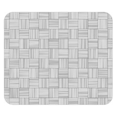 Flooring Household Pattern Double Sided Flano Blanket (small)