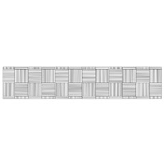 Flooring Household Pattern Flano Scarf (Small)