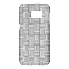 Flooring Household Pattern Samsung Galaxy S7 Hardshell Case