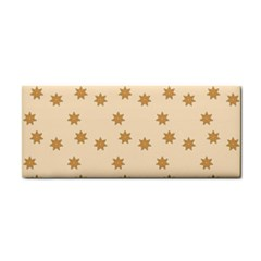 Pattern Gingerbread Star Cosmetic Storage Cases