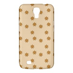 Pattern Gingerbread Star Samsung Galaxy Mega 6.3  I9200 Hardshell Case
