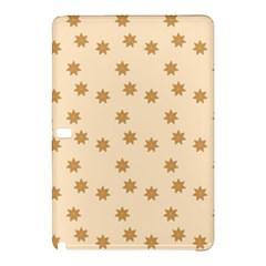 Pattern Gingerbread Star Samsung Galaxy Tab Pro 12 2 Hardshell Case