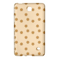 Pattern Gingerbread Star Samsung Galaxy Tab 4 (8 ) Hardshell Case