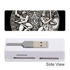 Pattern Motif Decor Memory Card Reader (stick)