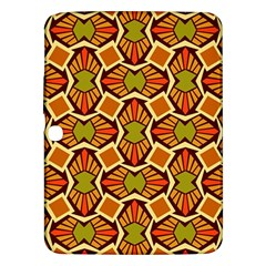 Geometry Shape Retro Trendy Symbol Samsung Galaxy Tab 3 (10 1 ) P5200 Hardshell Case