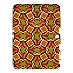 Geometry Shape Retro Trendy Symbol Samsung Galaxy Tab 4 (10 1 ) Hardshell Case