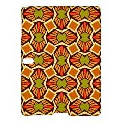 Geometry Shape Retro Trendy Symbol Samsung Galaxy Tab S (10 5 ) Hardshell Case