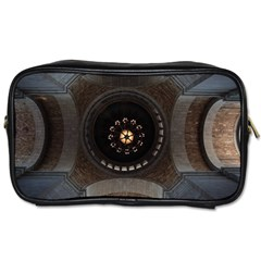 Pattern Design Symmetry Up Ceiling Toiletries Bags 2-Side
