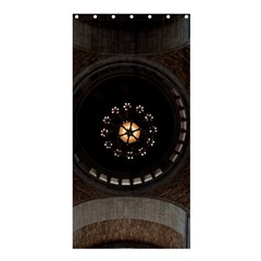 Pattern Design Symmetry Up Ceiling Shower Curtain 36  x 72  (Stall)