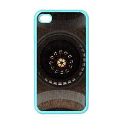Pattern Design Symmetry Up Ceiling Apple Iphone 4 Case (color)