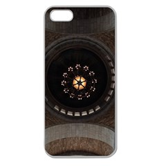 Pattern Design Symmetry Up Ceiling Apple Seamless Iphone 5 Case (clear)