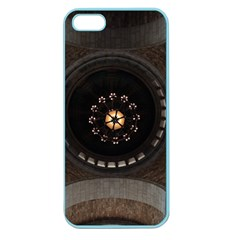 Pattern Design Symmetry Up Ceiling Apple Seamless Iphone 5 Case (color)