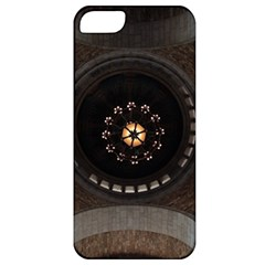 Pattern Design Symmetry Up Ceiling Apple iPhone 5 Classic Hardshell Case