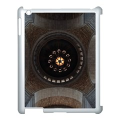 Pattern Design Symmetry Up Ceiling Apple Ipad 3/4 Case (white)