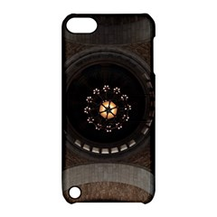 Pattern Design Symmetry Up Ceiling Apple iPod Touch 5 Hardshell Case with Stand