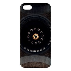 Pattern Design Symmetry Up Ceiling Apple iPhone 5 Premium Hardshell Case