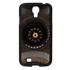 Pattern Design Symmetry Up Ceiling Samsung Galaxy S4 I9500/ I9505 Case (Black)