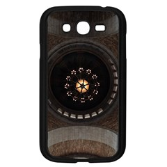 Pattern Design Symmetry Up Ceiling Samsung Galaxy Grand Duos I9082 Case (black)
