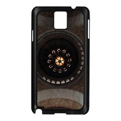 Pattern Design Symmetry Up Ceiling Samsung Galaxy Note 3 N9005 Case (black)