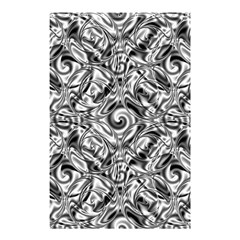 Gray Scale Pattern Tile Design Shower Curtain 48  X 72  (small)
