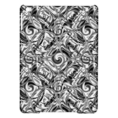 Gray Scale Pattern Tile Design Ipad Air Hardshell Cases