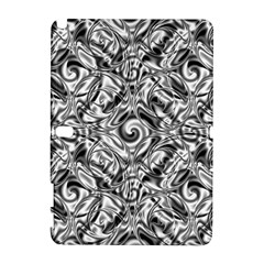 Gray Scale Pattern Tile Design Galaxy Note 1