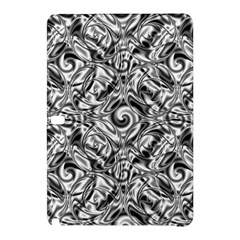 Gray Scale Pattern Tile Design Samsung Galaxy Tab Pro 10 1 Hardshell Case