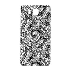 Gray Scale Pattern Tile Design Samsung Galaxy Alpha Hardshell Back Case