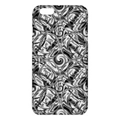 Gray Scale Pattern Tile Design Iphone 6 Plus/6s Plus Tpu Case