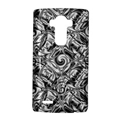 Gray Scale Pattern Tile Design Lg G4 Hardshell Case