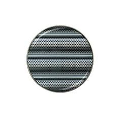 Sheet Holes Roller Shutter Hat Clip Ball Marker (4 Pack)
