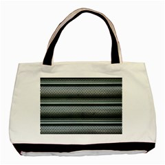 Sheet Holes Roller Shutter Basic Tote Bag