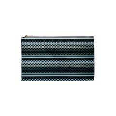 Sheet Holes Roller Shutter Cosmetic Bag (Small)