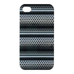 Sheet Holes Roller Shutter Apple Iphone 4/4s Premium Hardshell Case