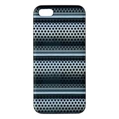 Sheet Holes Roller Shutter Apple Iphone 5 Premium Hardshell Case
