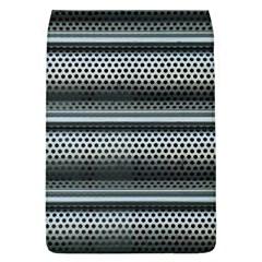 Sheet Holes Roller Shutter Flap Covers (l)