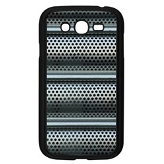 Sheet Holes Roller Shutter Samsung Galaxy Grand Duos I9082 Case (black)