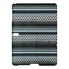 Sheet Holes Roller Shutter Samsung Galaxy Tab S (10 5 ) Hardshell Case