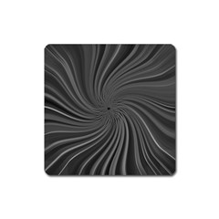 Abstract Art Color Design Lines Square Magnet