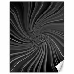 Abstract Art Color Design Lines Canvas 12  X 16