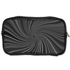 Abstract Art Color Design Lines Toiletries Bags 2-Side
