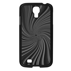 Abstract Art Color Design Lines Samsung Galaxy S4 I9500/ I9505 Case (black)