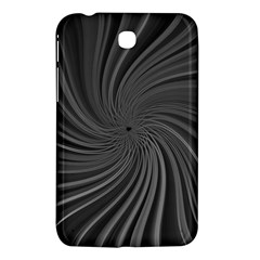 Abstract Art Color Design Lines Samsung Galaxy Tab 3 (7 ) P3200 Hardshell Case