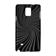 Abstract Art Color Design Lines Samsung Galaxy Note 4 Hardshell Case