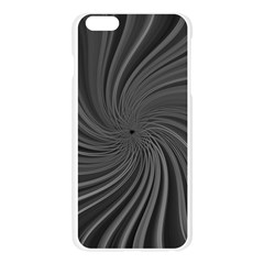 Abstract Art Color Design Lines Apple Seamless iPhone 6 Plus/6S Plus Case (Transparent)