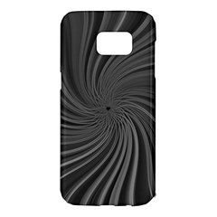 Abstract Art Color Design Lines Samsung Galaxy S7 Edge Hardshell Case