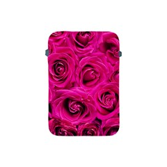 Pink Roses Roses Background Apple Ipad Mini Protective Soft Cases